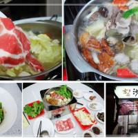 台南市美食 餐廳 火鍋 吉品沙茶爐 照片