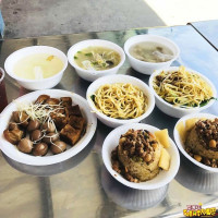 彰化縣美食 攤販 台式小吃 罔渡鄉土點心 照片