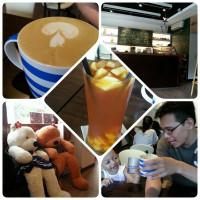 桃園市美食 餐廳 咖啡、茶 咖啡館 小宇宙咖啡 照片
