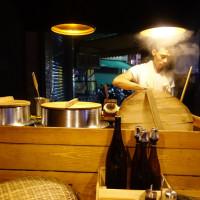 高雄市美食 攤販 麵線 江糊 照片