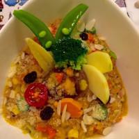 台南市美食 餐廳 素食 素食 梅子蔬食 照片