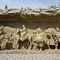 桃園市休閒旅遊 景點 古蹟寺廟 桃園威天宮 照片