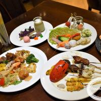 台北市美食 餐廳 異國料理 多國料理 花園大酒店六國餐廳Taipei Garden Hotel La Fusion 照片