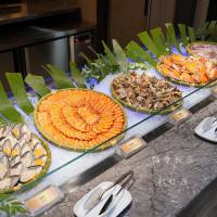台北市美食 餐廳 異國料理 多國料理 台北福華飯店 彩虹座 照片