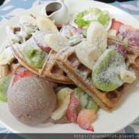 宜蘭縣美食 餐廳 烘焙 跳格子Hop Grid-鬆餅&飲品專賣店 照片