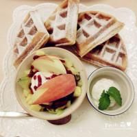 台中市美食 餐廳 咖啡、茶 咖啡館 Hot Vegetable 哈蔬菜 照片