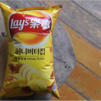 台南市休閒旅遊 購物娛樂 購物娛樂其他 樂事~蜂蜜奶油口味 照片