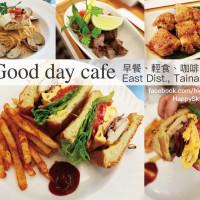 台南市美食 餐廳 異國料理 多國料理 Good day cafe 早餐 中餐 照片
