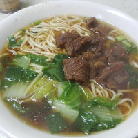 新竹市美食 餐廳 中式料理 麵食點心 歇家牛肉麵 照片