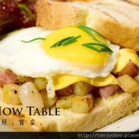 台北市美食 餐廳 異國料理 美式料理 NI HOW TABLE你好餐桌 照片