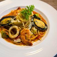 台中市美食 餐廳 異國料理 美式料理 Flambagel Cafe 如,菓 照片