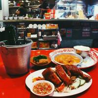 台北市美食 餐廳 異國料理 泰式料理 泰街頭 照片
