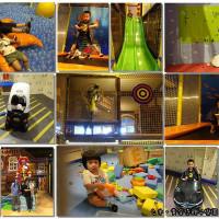 台中市休閒旅遊 景點 主題樂園 黃金堡親子樂園 照片