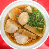 台北市美食 餐廳 異國料理 日式料理 天下一製麺 照片