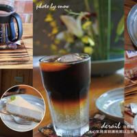 台中市美食 餐廳 咖啡、茶 咖啡館 出軌咖 自家烘焙咖啡館 照片
