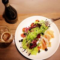 新北市美食 餐廳 異國料理 義式料理 Turning Table del vin 義大利街頭小酒館 照片