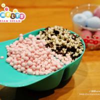 桃園市美食 餐廳 飲料、甜品 冰淇淋、優格店 Mini Melts 粒粒冰淇淋 照片