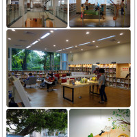 台南市休閒旅遊 景點 展覽館 台南市立圖書館 照片