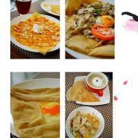 台中市美食 餐廳 異國料理 法式料理 法樂法式薄餅屋 照片