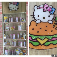 台南市美食 餐廳 咖啡、茶 歐式茶館 Hello Kitty Kitchen and dining (南紡夢時代店) 照片