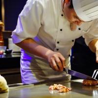 台北市美食 餐廳 餐廳燒烤 鐵板燒 九鼎鐵板燒 照片