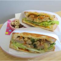 台北市美食 餐廳 速食 早餐速食店 兔子吐司 照片