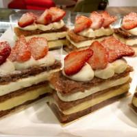 台北市美食 餐廳 烘焙 蛋糕西點 Sweet 16 patisserie甜典16號 照片