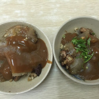 雲林縣美食 攤販 台式小吃 阿火肉圓 照片
