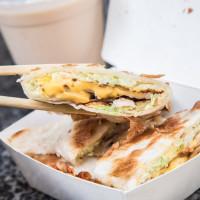 台北市美食 餐廳 中式料理 中式早餐、宵夜 蛋要酷手工蛋餅專賣店 照片