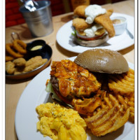 台北市美食 餐廳 速食 Stan & Cat 史丹貓美式餐廳 照片