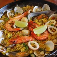 新竹市美食 餐廳 異國料理 西班牙料理 VILLAGE CAFE 村落餐廳 照片