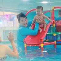 台北市休閒旅遊 運動休閒 游泳池 BabyiSwim 水貝比親子坊 照片