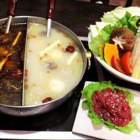 台北市美食 餐廳 火鍋 麻辣鍋 麻辣公館 照片