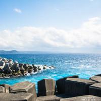 屏東縣休閒旅遊 景點 海邊港口 核三廠出水口 照片
