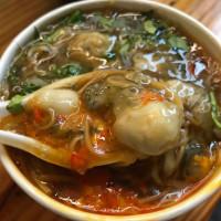 新竹市美食 餐廳 中式料理 三福麵線 照片