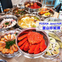 台中市美食 餐廳 異國料理 韓式料理 釜山.珍妮佛 照片