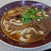 台北市美食 餐廳 中式料理 麵食點心 伍富牛肉麵 照片