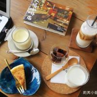 台北市美食 餐廳 咖啡、茶 咖啡館 角公園咖啡Triangle garden cafe 照片