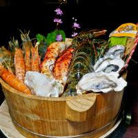 台北市美食 餐廳 餐廳燒烤 燒肉眾-精緻炭火燒肉+海鮮吃到飽 照片