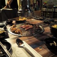 台中市美食 餐廳 異國料理 韓式料理 紅大福韓式烤肉店 照片