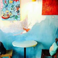 台南市美食 餐廳 咖啡、茶 咖啡館 喜鵲微醺 照片