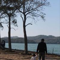 苗栗縣休閒旅遊 景點 景點其他 明湖蘇堤步道 照片