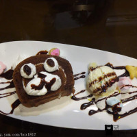 彰化縣美食 餐廳 咖啡、茶 咖啡館 咖啡熊 照片