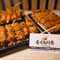 高雄市美食 攤販 台式小吃 醬燒天婦羅 照片