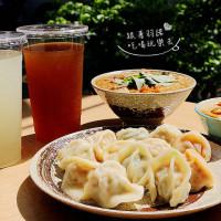 台北市美食 攤販 台式小吃 Ha婆蚵仔麵線手工餃子 照片