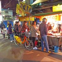 新北市美食 攤販 甜不辣、關東煮 高雄黑輪 照片