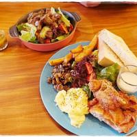台中市美食 餐廳 咖啡、茶 咖啡、茶其他 牧熊小館 Moow 照片