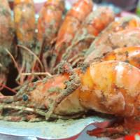 新竹縣美食 餐廳 中式料理 阿秋胡椒蝦 胡椒魚 照片