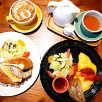 新北市美食 餐廳 咖啡、茶 咖啡館 三隻貓頭鷹 3owls c@fe (景安店) 照片