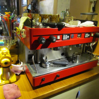 花蓮縣美食 餐廳 咖啡、茶 Koukouvagia 咕咕發芽咖啡驛棧 (貓頭鷹咖啡驛站) 照片
